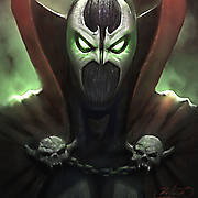 Spawn by Simon Buckroyd
