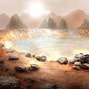 February 2016 - Life on Mars