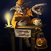 Halloween Challenge Image