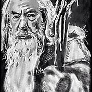 Gandalf sketch