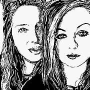 Jess and Charlotte
