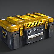 Sci _Fi crate