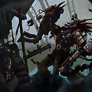 Predator! Steampunk Style