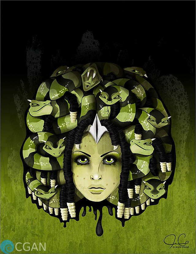 Medusa: Head Series