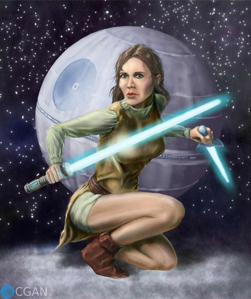 Star Wars Heroine