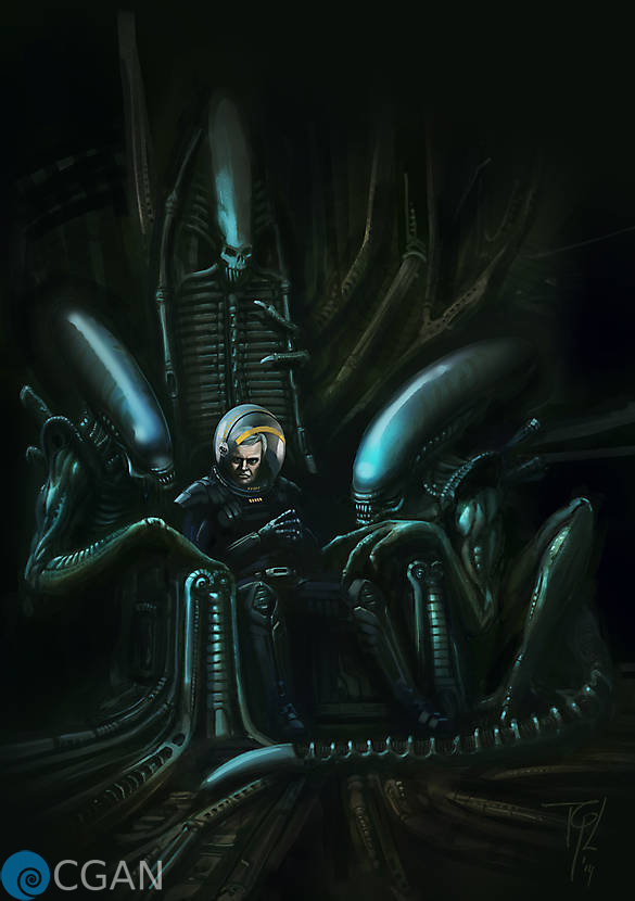 H.R. Giger - A tribute
