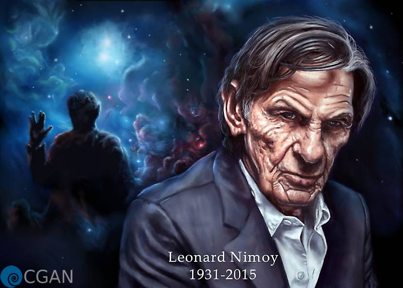 March 2015 - Tribute to Nimoy